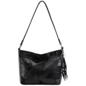 The Sak Indio Small Leather Shoulder Bag